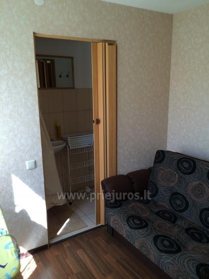 Parduodamas pirmas aukštas privataus namo Venspilyje - 18