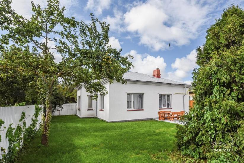 Māja pārdošanai Liepājā - 1