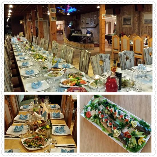 Restaurant Neptuns in Jurmala: events, conferences - 2