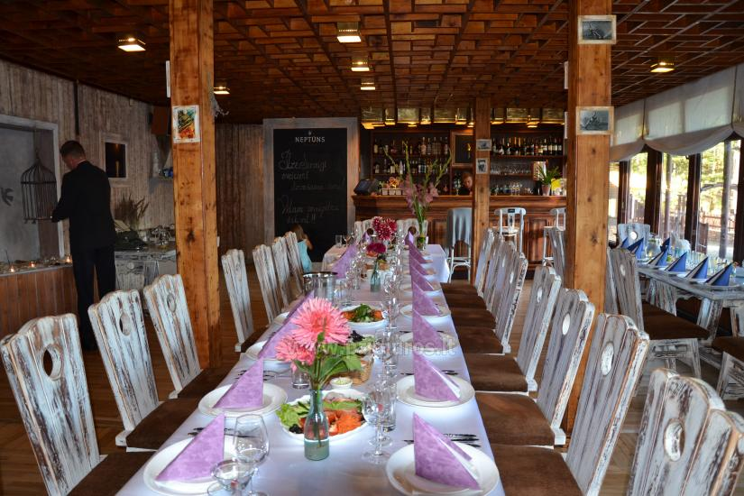 Restaurant Neptuns in Jurmala: events, conferences - 5