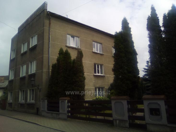 Parduodamas dviejų kambarių butas Ventspilio centre - 5