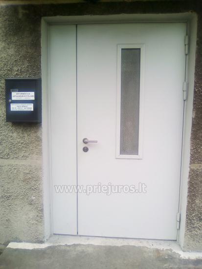 Parduodamas dviejų kambarių butas Ventspilio centre - 6