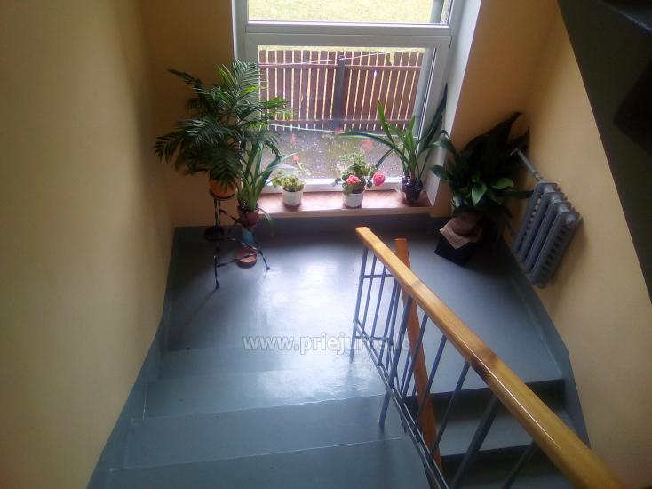 Parduodamas dviejų kambarių butas Ventspilio centre - 7