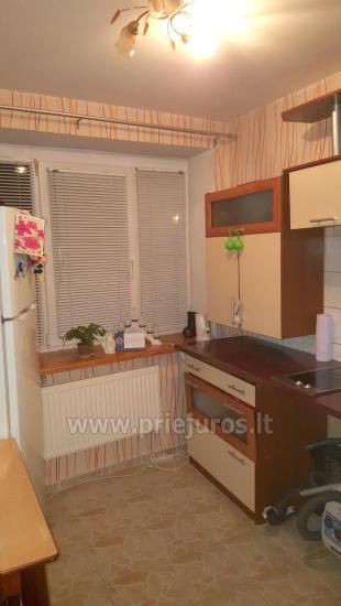 Parduodamas dviejų kambarių butas Ventspilio centre - 2