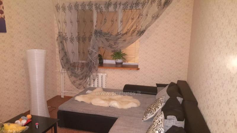 Pārdod 2-istabu dzīvokli Ventspils centrā