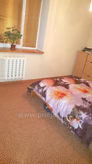 Parduodamas dviejų kambarių butas Ventspilio centre - 3