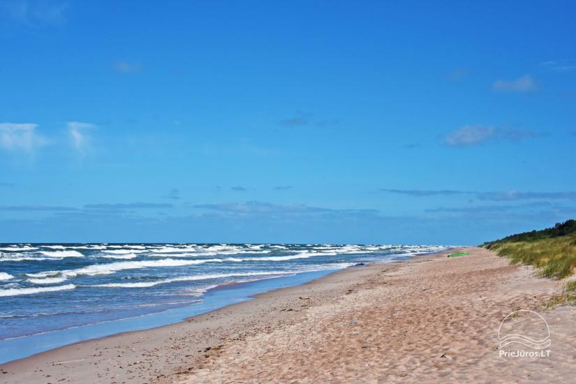 Māja pārdošanai Pape, Latvija ar 0,5 hektāru zemes gabalu pie jūras - 19