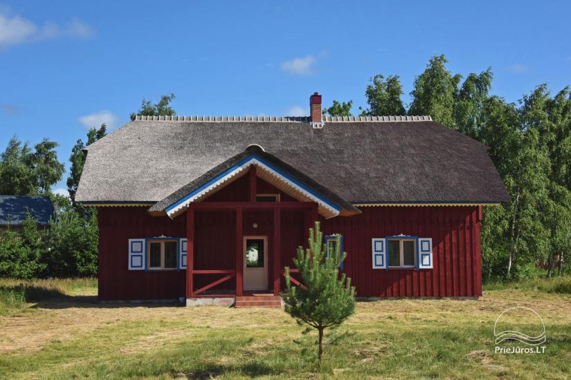 Māja pārdošanai Pape, Latvija ar 0,5 hektāru zemes gabalu pie jūras - 8