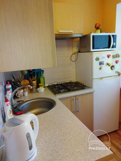 Słoneczne 1 pokojowe mieszkanie na sprzedaż w Ventspils - 5