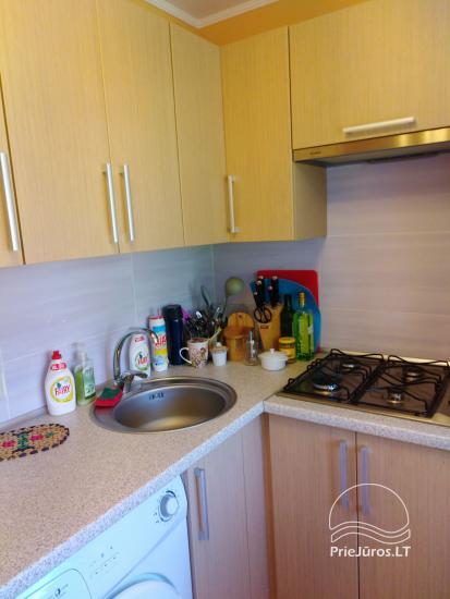 Słoneczne 1 pokojowe mieszkanie na sprzedaż w Ventspils - 4