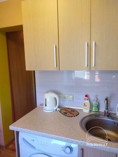 Słoneczne 1 pokojowe mieszkanie na sprzedaż w Ventspils - 6