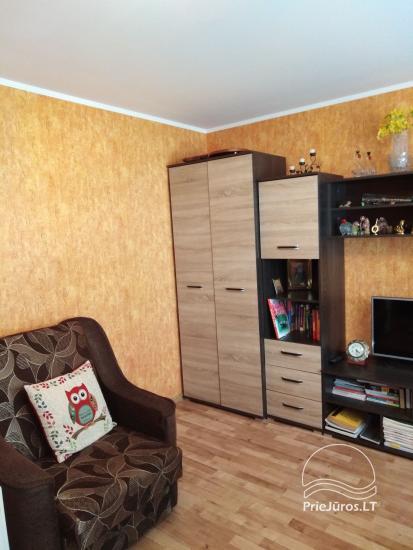 Słoneczne 1 pokojowe mieszkanie na sprzedaż w Ventspils - 3