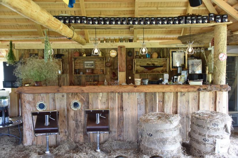 Kafejnīca svētkiem Jurgi Pape 200 pie jūras, 300 m attālumā no ezera - 14