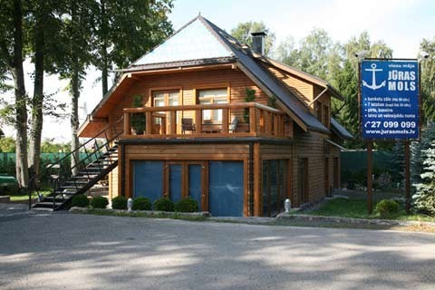 Viesu namu īre Jauno gadu Jūrmalā Juras Mols - 1