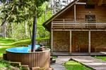 House for events with a banquet hall, bedrooms, sauna, hot tub, outdoor swimming pool - 6